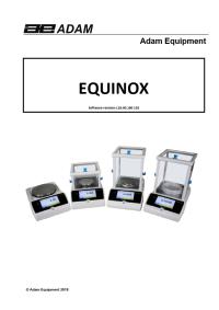 Equinox Analytical and Semi-Micro Balances - Equinox _UM_EN.pdf